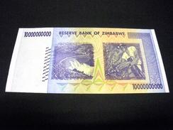 ZIMBABWE 10 Billion De Dollars 2008 , Pick N°85 , ZIMBABWE - Zimbabwe