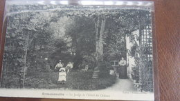 Ermenonville - Jardin Hotel Du Chateau - Ermenonville