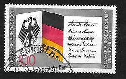 BRD 1989  Mi 1421  40 Jahre Bundesrepublik Deutschland