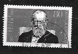 BRD 1988  Mi 1371  100. Todestag Von Theodor S