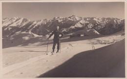 Casa Di Giovo Verso La Valle Dello Ziller E Di Stubai (224) * 1926 - Italie