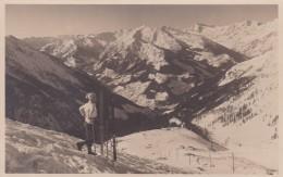 Veduta Del Gruppo Dell'Oetz Presa Dal Passo Di Giovo (220) * 1926 - Italie