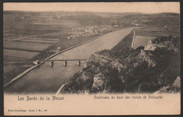 Poilvache - Panorama Du Haut Des Ruines - Nels