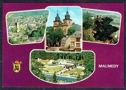 MALMEDY - 4 Vues Diverses  - Non Circulé - Not Circulated - Nicht Gelaufen.