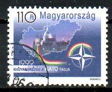 HONGRIE. N°3663 Oblitéré De 1999. OTAN.