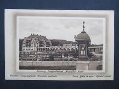 AK SALZBURG Vizakna Ocna 1915 /// D*24684 - Rumänien