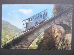 AK BOZEN Virglbahn Bahn Ca.1910 /// D*24685 - Bolzano (Bozen)