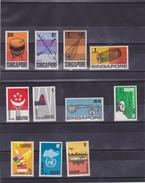 SINGAPOUR  YVERT: 220 EUROS  MNH**