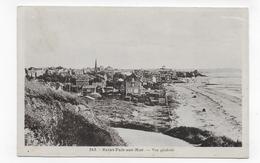 SAINT PAIR SUR MER - N° 345 - VUE GENERALE - CPA NON VOYAGEE - Saint Pair Sur Mer