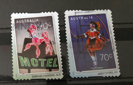 AUSTRALIA 2015 Signs Of The Times Complete Set Self Adeshive Stamps - Used Stamps
