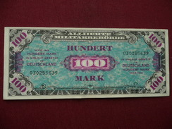 ALLEMAGNE Billet De 100 Mark 1944 Superbe état - [ 5] Ocupación De Los Aliados