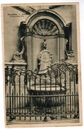 Brussel, Bruxelles, Manneken Pis (pk35177) - Monumenten, Gebouwen