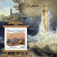 Centrafrica 2017, Art, Lighthouses, BF