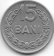 Romania 15 Bani 1966  Km 93    Unc - Roumanie