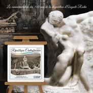 Centrafrica 2017, Art, Rodin, BF