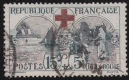 France   .     Yvert   .       156          .       O     .      Oblitéré