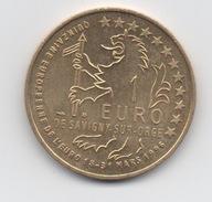 1 Euro De Savigny-sur-Orge 1996 - Euros Of The Cities