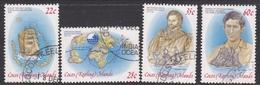 Cocos (Keeling) Islands SG 58-61 1980 Operation Drake Used - Cocos (Keeling) Islands