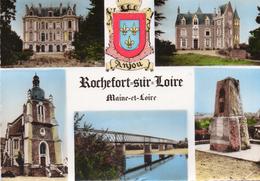 ROCHEFORT SUR LOIRE - Multivues - Autres Communes