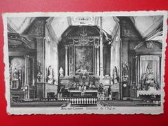 Bra-sur-Lienne :Intérieur De L'Eglise (B103) - Lierneux