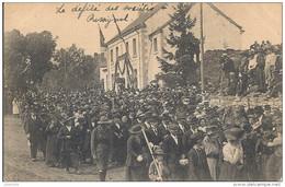 ROSSIGNOL ..-- Défilé Patriotique Des 18 Et 19 Juillet 1920 En L ' Honneur Des MARTYRS . - Tintigny
