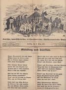 Frankfurter Latern 9. März 1872 Friedrich Stoltze - Magazines & Newspapers
