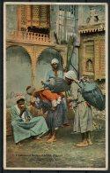 Freshwater Seller Cairo, Egypt Postcard. Shurey's Publications - Africa
