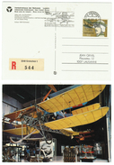 Transports // Aviation //  50 Ans Flugplatz Grenchen - Flugzeuge