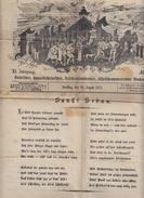 Frankfurter Latern 28. August 1875 Friedrich Stoltze - Zeitungen & Zeitschriften