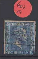 Preußen    Gestempelt     MiNr. 11 A - Prussia