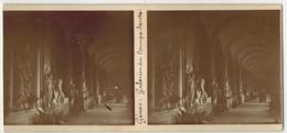 Année 1900 ITALIE GENOA GÊNES : Galeries Du CAMPO SANTO - PHOTO STÉRÉOSCOPIQUE STEREO STEREOVIEW - Stereoscopio