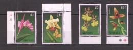OO235 GRENADA PLANTS FLOWERS FLORE 1SET MNH