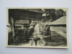 Harghita - Szepviz - Csik Megye - Old Domokos Malom -Mill - Rumänien