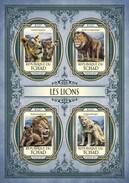 Tchad. 2017 Lions. (120a)