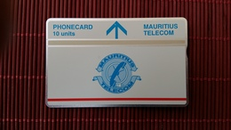 Landis & Gyr Mauritius 10 Units  502 B (Mint,Neuve) Rare! - Maurice