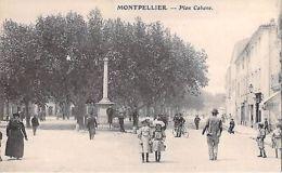 MONTPELLIER - Plan Cabane - France