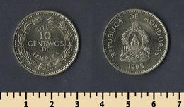 Honduras 10 Centavos 1995-1999 - Honduras