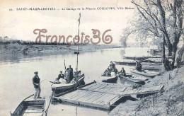 94 - St Saint Maur Créteil - Le Garage De La Maison Coulomb - Villa Shaken - Saint Maur Des Fosses