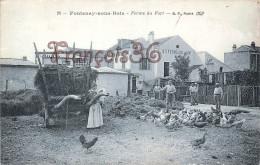 94 - Fontenay Sous Bois - Ferme Du Fort - 1922 - Fontenay Sous Bois