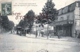 94 - Fontenay Sous Bois - Place Des Rigollots Et Rue Dalayrac - Fontenay Sous Bois