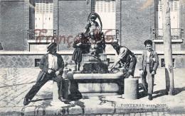 94 - Fontenay Sous Bois - Fontaine Des Rosettes - Fontenay Sous Bois