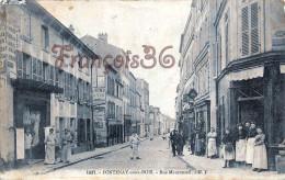 94 - Fontenay Sous Bois - Rue Mauconseil - Fontenay Sous Bois
