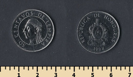Honduras 50 Centavos 1994 - Honduras