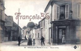 94 - Villiers Sur Marne - Route De Bry - Au Bon Coin - Villiers Sur Marne
