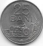Romania 25 Bani 1966  Km 94    Unc - Roumanie