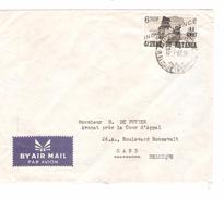 Katanga TP 6.50 Frs S/L.c.Elisabethville 13/1/1961 V.Gand PR4632 - Katanga