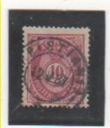 NORVEGE 1877-78 YT N° 25