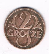 2 GROSZY 1931 POLEN /1749C//