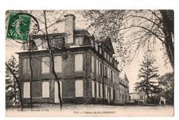 40 - TILH . CHÂTEAU DE VILLANDRAUT - Réf. N°2723 - - Autres Communes
