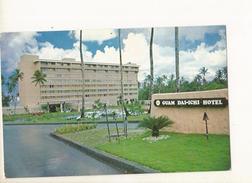 CPSM, Ile De Guam , N° G.D.-1. Panoramic View Of Guam Dai Ichi Hotel , Ed. Agana - Guam